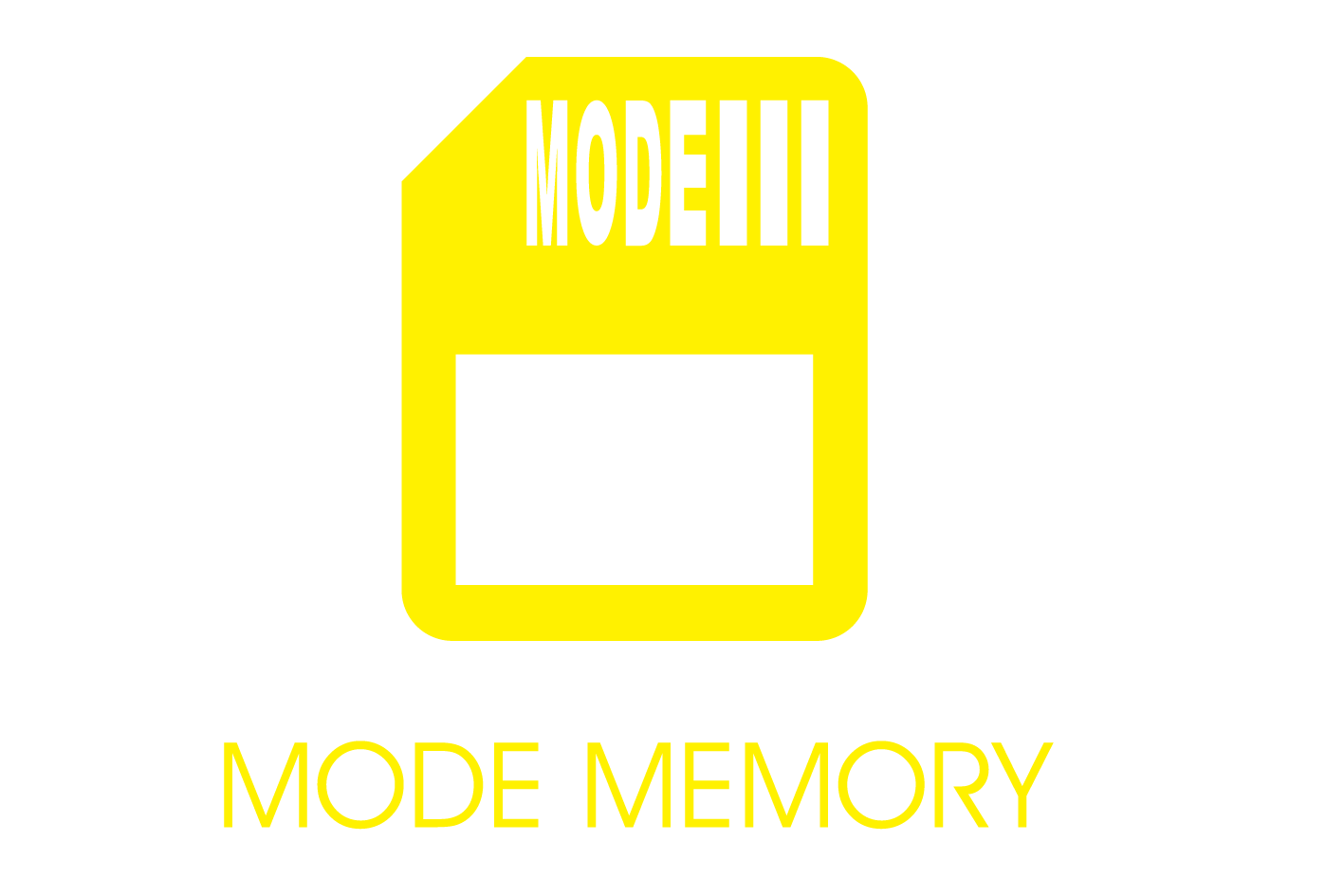 LIGHT MODE MEMORY