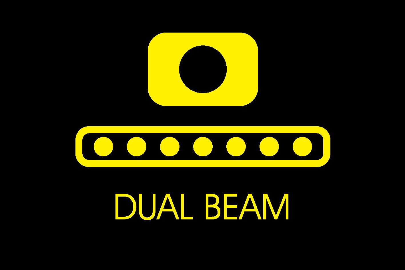 DUAL BEAM